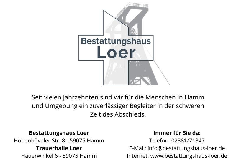Bestattungshaus Loer
